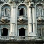 Royal Theater, Old Havana, Cuba — Stock Photo