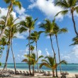 Luxury resort beach in Punta Cana, Dominican Republic — Stock Photo #45583311