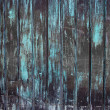 Royalty-Free Stock Photo: Texture of wooden wall with old layers of paint