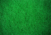 Green abrasive sponge texture — Stock Photo