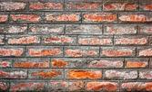 Textura de pared de ladrillo antiguo — Foto de Stock