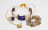 Pearl jewelry — Stock Photo