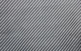 Fabric with diagonal striped texture and pattern — Stock Photo