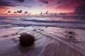 Dramatic seascape at Kuala Penyu, Sabah, Malaysia, Borneo — Stock Photo