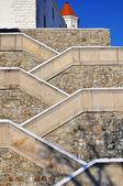 замок лестницы — Стоковое фото