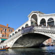 Ponte di Rialto — Stock Photo