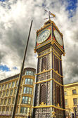 Victoria Station — Zdjęcie stockowe
