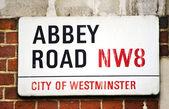 Abbey Road — Stock Photo