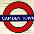 Camden Town - Stock Photo