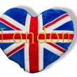 London Heart — Stock Photo #18530015