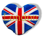 London Heart — Stock Photo