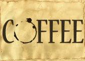 Café — Vector de stock
