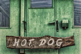 Hot Dog — Stockfoto