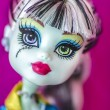 Goth Doll — Stock Photo