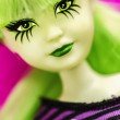 Green Punk Doll — Stock Photo #38054563
