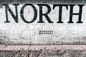 North — Foto de Stock