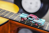 Rock & Roll Car — Stock Photo