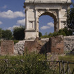 Arch of Titus — Stock Photo #16241471