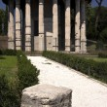 Temple of Hercules — Stock Photo #16248121
