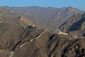 Great Wall of China in Beijing — Stock Photo