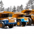 Heavy Haulers — Stock Photo