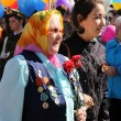 Stock Photo: World War II veterans on Victory Day celebrations