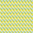 Seamless  pattern with  rhombuses — Vettoriali Stock