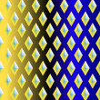 Seamless pattern with rhombuses — Stock Photo