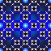 Modeli gelen farklı geometrik şekiller — Stok fotoğraf