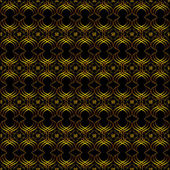 Vintage abstract seamless pattern  — Vettoriale Stock