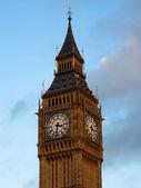 The Big Ben. London, England. — Stock Photo