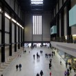 Stock Photo: London's Tate Modern Hall