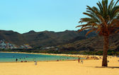 Playa de las Teresitas ,Tenerife , Canarian Islands — Stock Photo