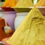Spices at the market Marrakech, Morocco — Stock Photo #34226347