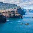 East coast of Madeira island ? Ponta de Sao Lourenco — Stock Photo #37730917