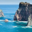 Stock Photo: East coast of Madeirisland ? Pontde Sao Lourenco