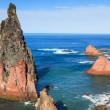 East coast of Madeira island ? Ponta de Sao Lourenco — Stock Photo