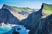 East coast of Madeira island ? Ponta de Sao Lourenco — Fotografia Stock
