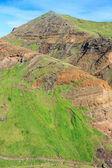 East coast of Madeira island ? Ponta de Sao Lourenco — Stock Photo