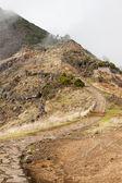 ピコはマデイラ島、ポルトガルで arieiro — ストック写真
