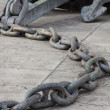 Stock Photo: Metal Chain
