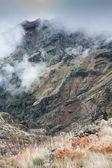 Pico do Arieiro in Madeira Island, Portugal — Stock Photo