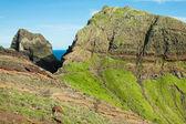 東海岸のマデイラ島 - ポンタ ・ デ ・ サンパウロ ロウレンソ — ストック写真