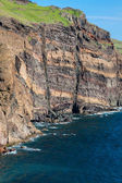 East coast of Madeira island - Ponta de Sao Lourenco — Stock Photo