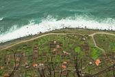 South coast of Madeira island - Portugal — Stock Photo