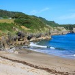 Beach of Pechon, Cantabria, Spain — Stock Photo #38671695