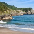 Beach of Pechon, Cantabria, Spain — Stock Photo #38672163