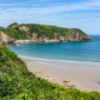Beach of Pechon, Cantabria, Spain — Stock Photo #38672461