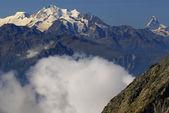 Matterhorn peak, Zermatt, Switzerland — Stock Photo