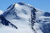 Ski slope in swiss Alps, Zermatt — Stock Photo